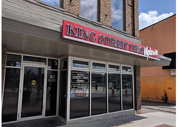 Waterloo seafood restaurant King Street Trio Uptown
