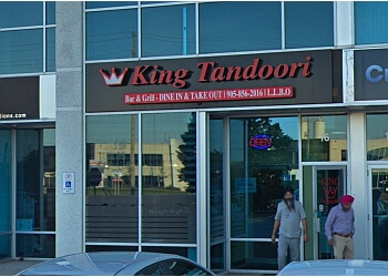 Vaughan indian restaurant King Tandoori