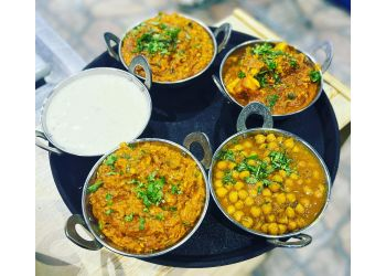 Brampton indian restaurant King Tandoori Kennedy