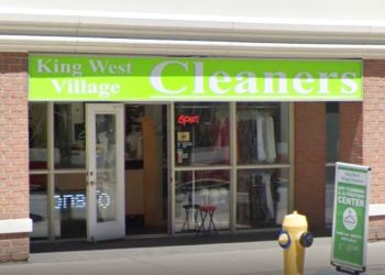 Toronto dry cleaner King West Village Cleaners