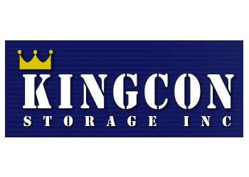 Burlington storage unit Kingcon Storage
