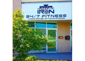 Caledon gym Kingdom Of Iron