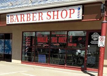 Edmonton barbershop Kings Court Barber Shop