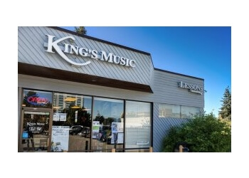 Abbotsford music school King's Music Ltd