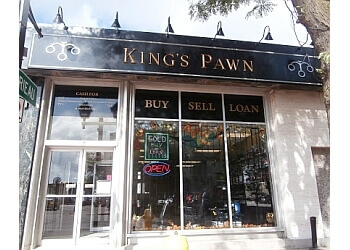 Chatham pawn shop King's Pawn