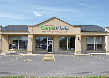 Kingston flooring company Kingston Carpetworld