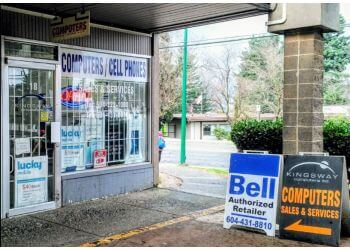 Burnaby computer repair Kingsway Computers Ltd.