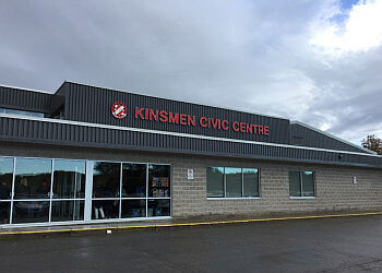 Peterborough recreation center Kinsmen Civic Centre