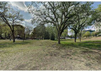 Saskatoon public park Kinsmen Park