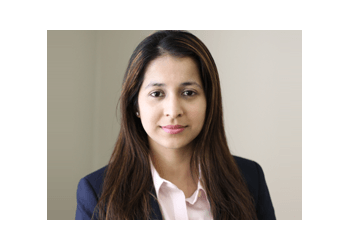 Mississauga business lawyer Kiran Salooja