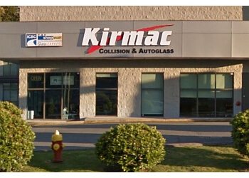 Coquitlam auto body shop Kirmac Collision & Autoglass