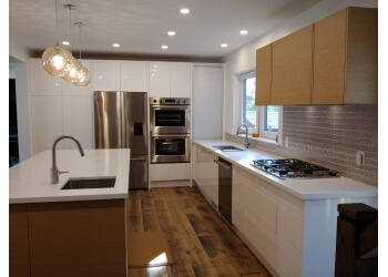 Kingston custom cabinet Kitcheneering Design Studio Inc.