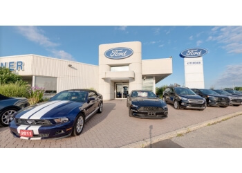 Kitchener car dealership Kitchener Ford Ltd.