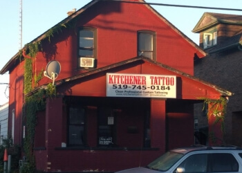 Kitchener tattoo shop Kitchener Tattoo