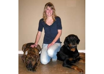 Red Deer dog trainer Klassic Kennels