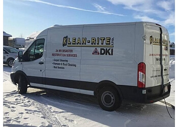 Grande Prairie carpet cleaning Klean-Rite Ltd.
