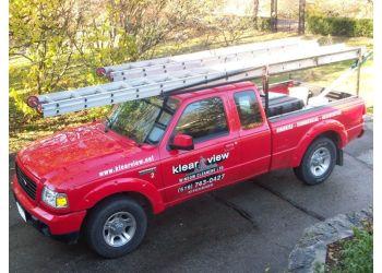 Burlington window cleaner Klear View Window Cleaners