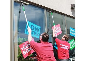 Milton window cleaner Klear View Window Cleaners Ltd.