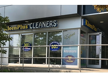 Richmond Hill dry cleaner Kleenplus Cleaners