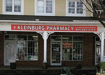 Vaughan pharmacy Kleinburg Pharmacy