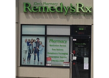 Kamloops pharmacy Kleo's Pharmacy