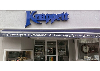Newmarket jewelry Knappett Jewellers Ltd.
