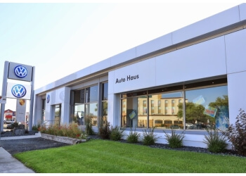 Winnipeg car dealership Knight Auto Haus Volkswagen