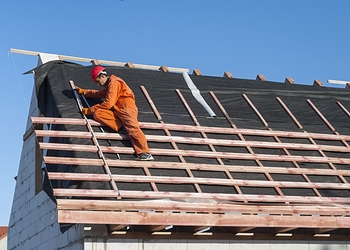 Cape Breton roofing contractor Knotled Roofing & Carpentry