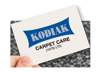 St Albert carpet cleaning Kodiak Carpet Care Ltd.