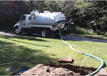 North Bay septic tank service KONO SEPTIC