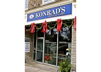 Stratford jewelry Konrad's Gold & Gems
