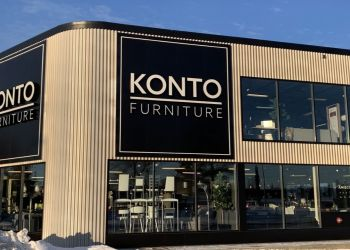 Edmonton furniture store Konto Furniture