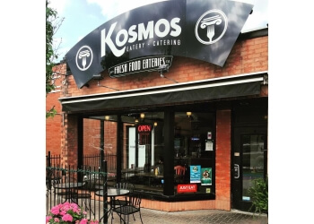 London caterer Kosmos Catering & Eatery