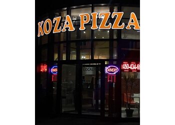 Blainville pizza place Koza Pizza