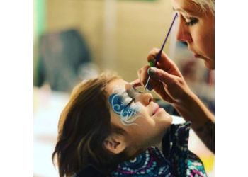 Saskatoon face painting Kreative Mum