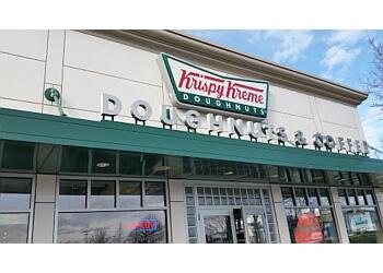 Delta bagel shop Krispy Kreme doughnuts