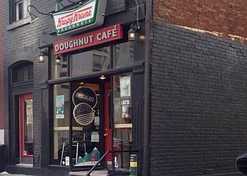 Toronto bagel shop Krispy Kreme