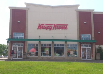 Quebec bagel shop Krispy Kreme Doughnuts