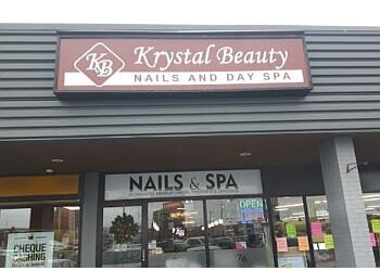 Sudbury spa Krystal Beauty Nails and Day Spa