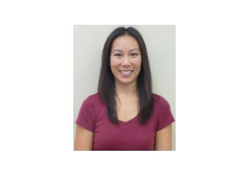 Surrey physical therapist Back Krystie Cheong, B.H.K, MPT, CAFCI, FCAMPT, CGIMS