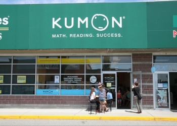 Langley tutoring center Kumon