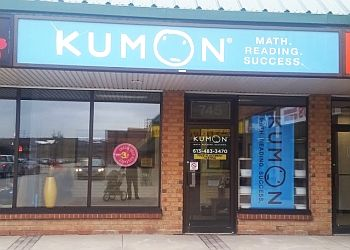 Kingston tutoring center Kumon Math
