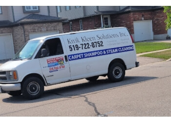 Kitchener carpet cleaning Kwik Kleen Solutions