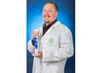 Edmonton manual osteopath Kyle Mlynarchuk, DOMP