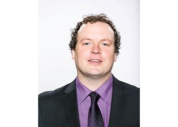 Sherwood Park employment lawyer Kyle McKinney
