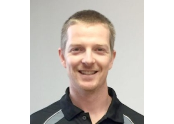 Whitby physical therapist Kyle Meringer, PT