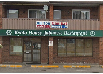 Whitby japanese restaurant Kyoto House Japanese Restaurant