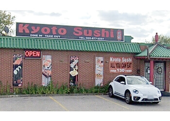 Halton Hills sushi Kyoto Sushi