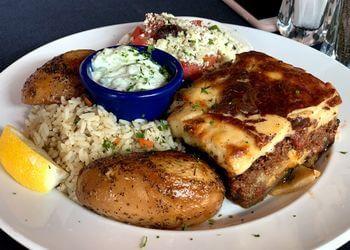 North Vancouver mediterranean restaurant Kypriaki Mediterranean Grill