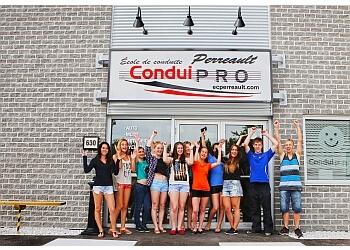 Drummondville driving school L'École de conduite Perreault